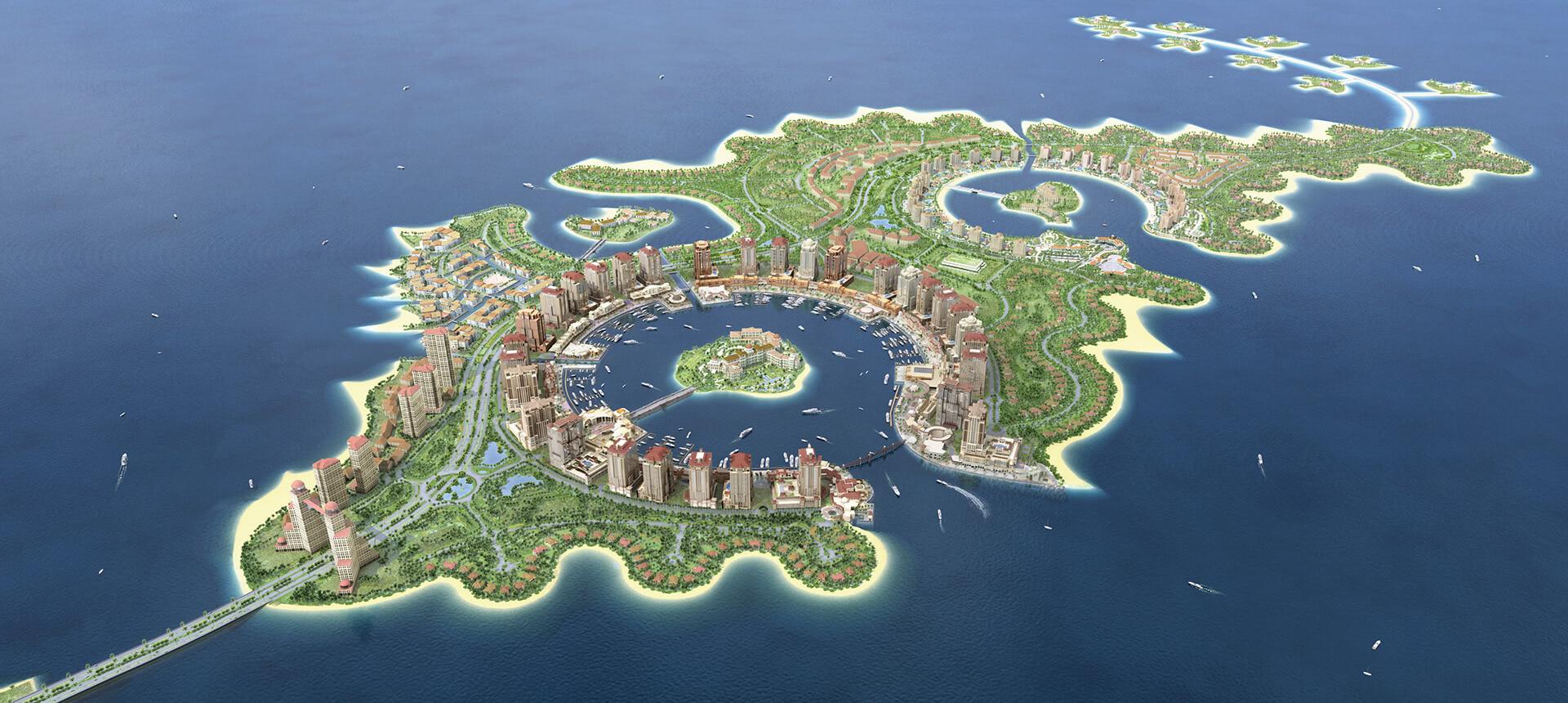 The Pearl Island