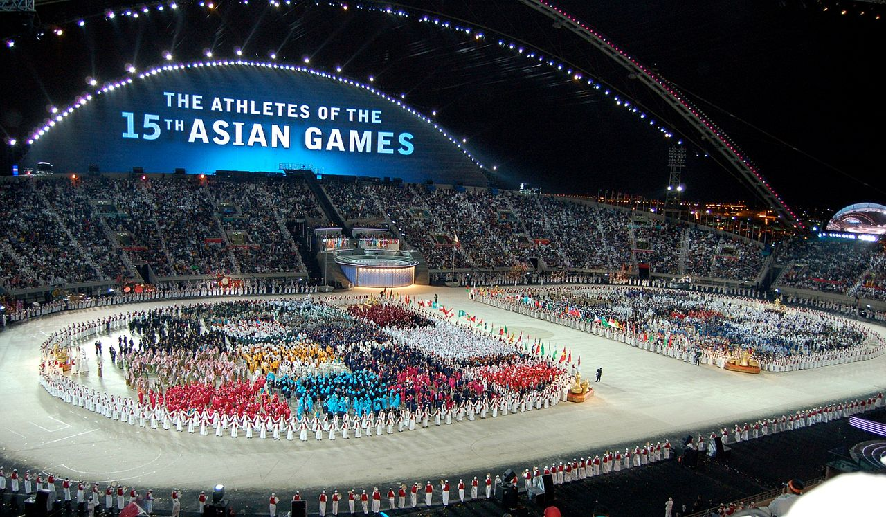 West Asian Games 2005 & 15th Asian Games 2006