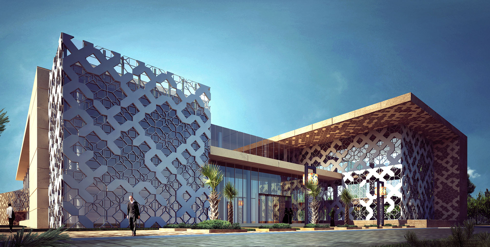 College of Pharmacy at Qatar University