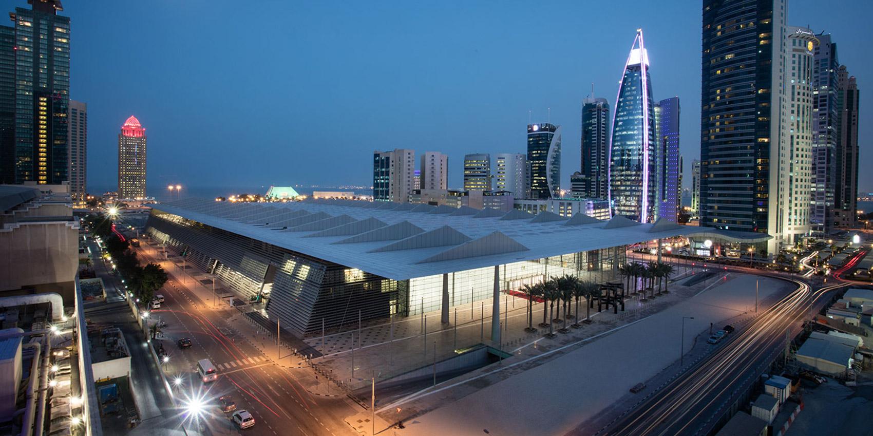 Doha Exhibition Center