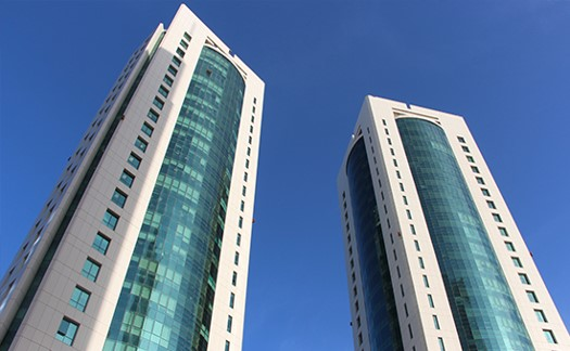 ICT & SMRC Tower