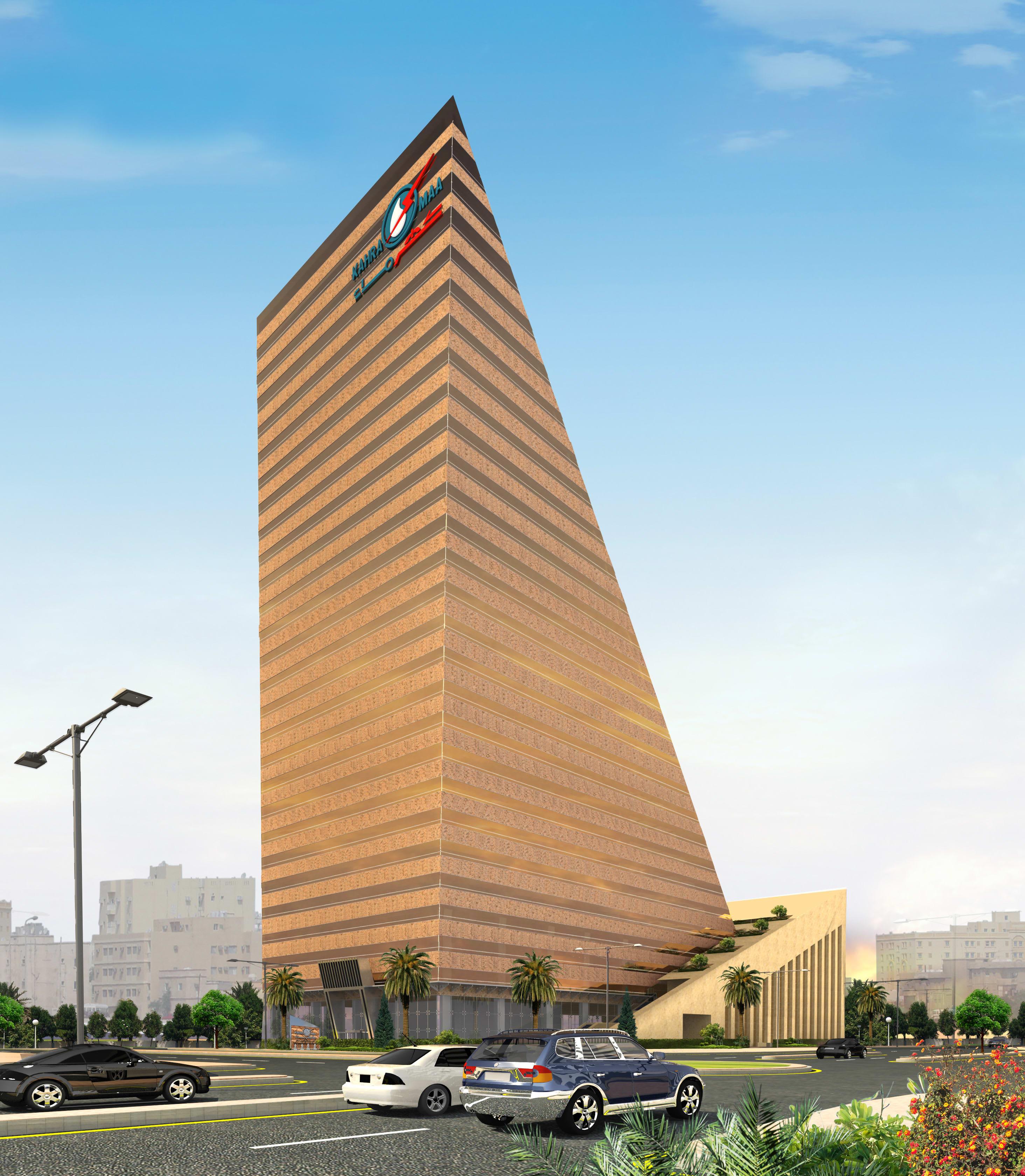 Kahramaa New Tower at Lusail