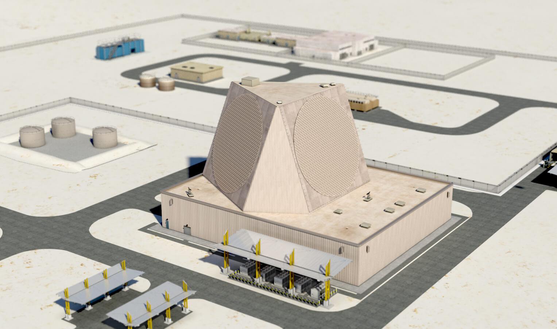 Qatar Early Warning Radar