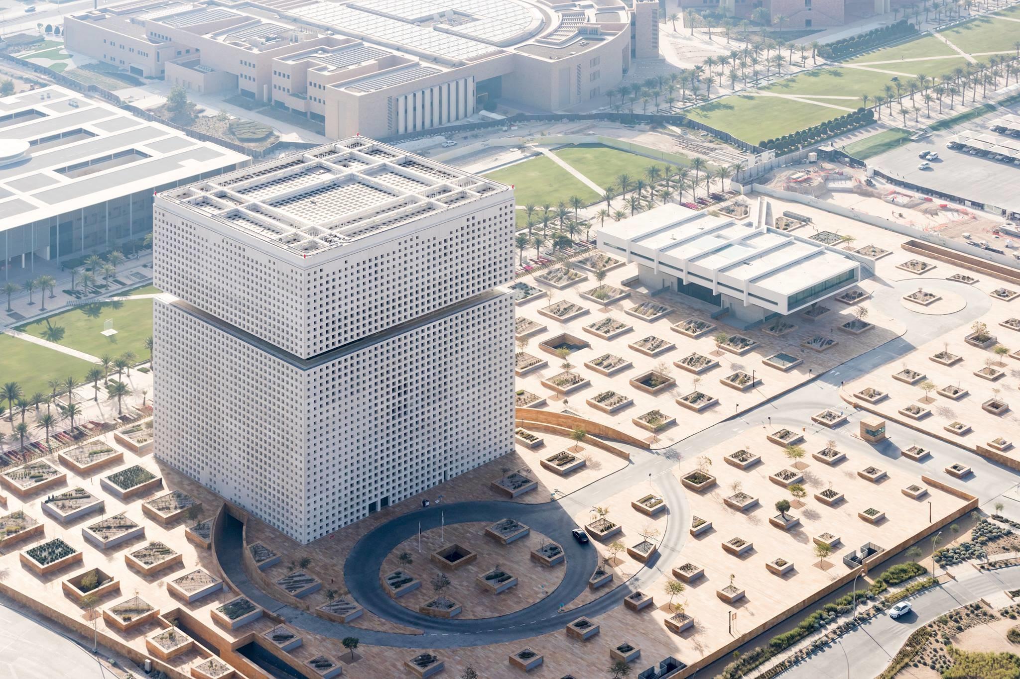 Qatar Foundation Headquarters & Strategic Studies Centre