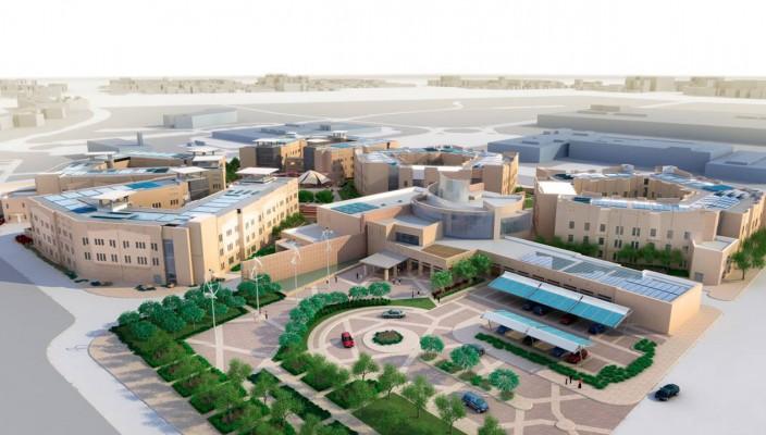 Qatar Foundation Student Housing
