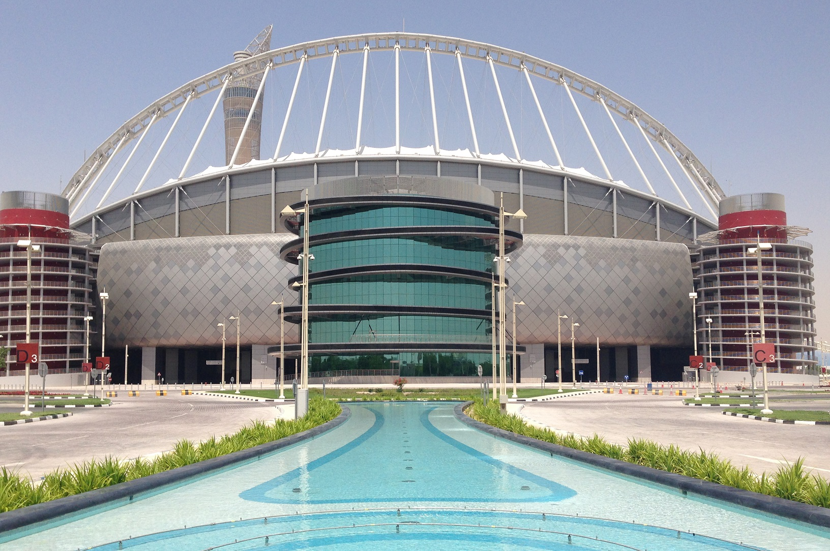 Qatar Olympic and Sports Museum Fit-Out and Museography Works