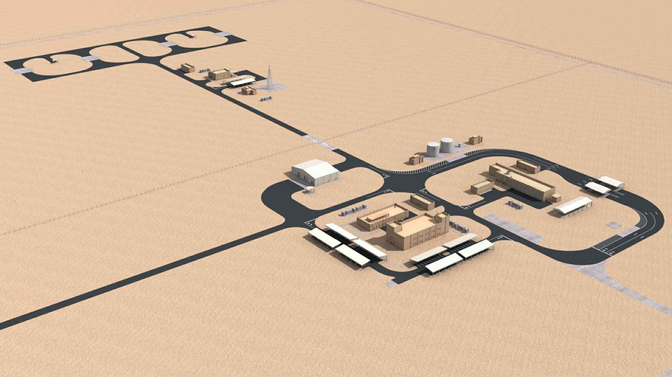 Qatar Shield 5 Program – Site 3