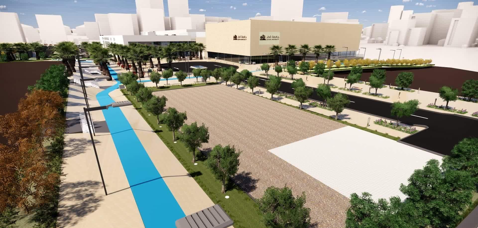 Qatar University Sports and Events Complex
